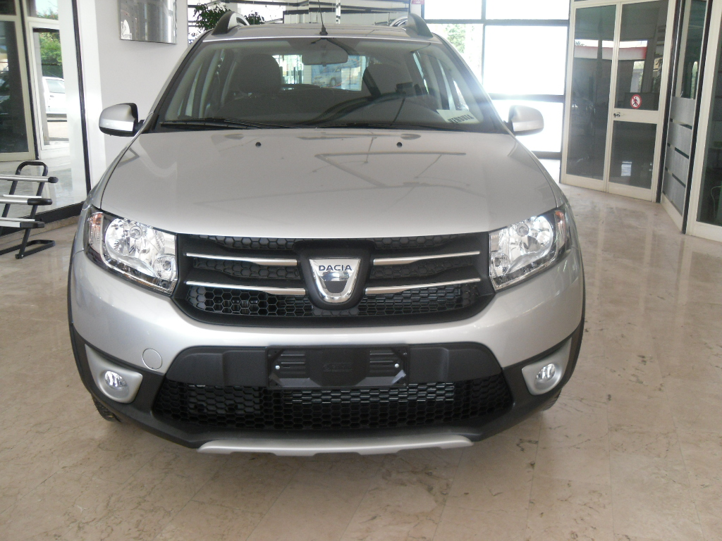 dacia sandero stepway 1 5 dci 90cv gimas auto marsala. Black Bedroom Furniture Sets. Home Design Ideas